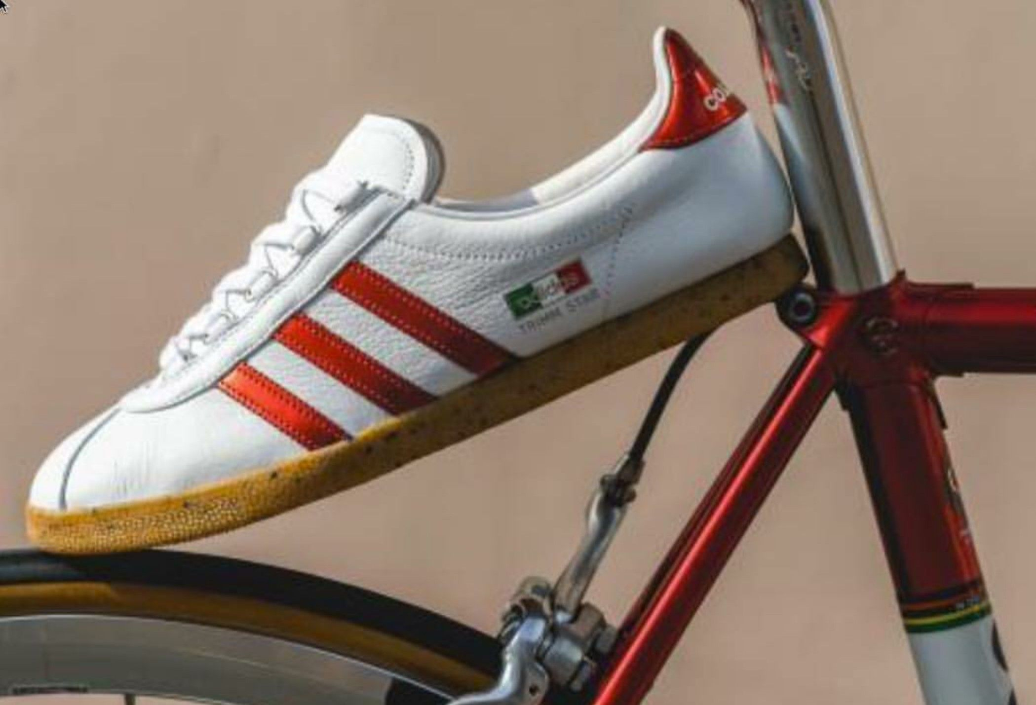 new arrival 209cb 670d9 Adidas Trimm Star x Colnago due for release in 2019.