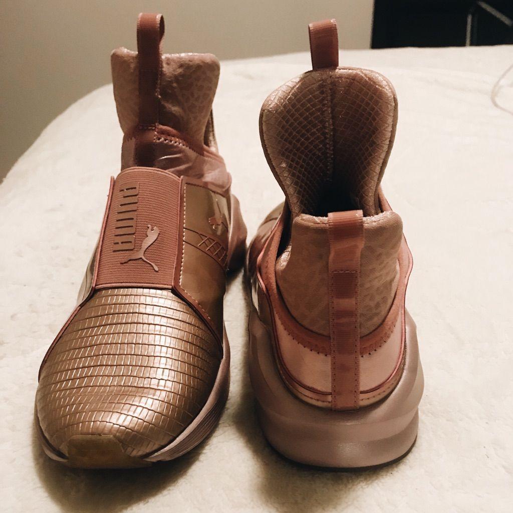 Puma Shoes Champs Pink Puma Shoes Color Pink Size
