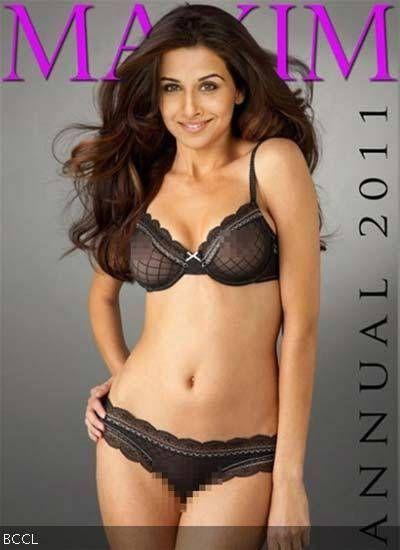 Morphed Vidya In A Transparent Bikini  Hot  Bollywood -6764