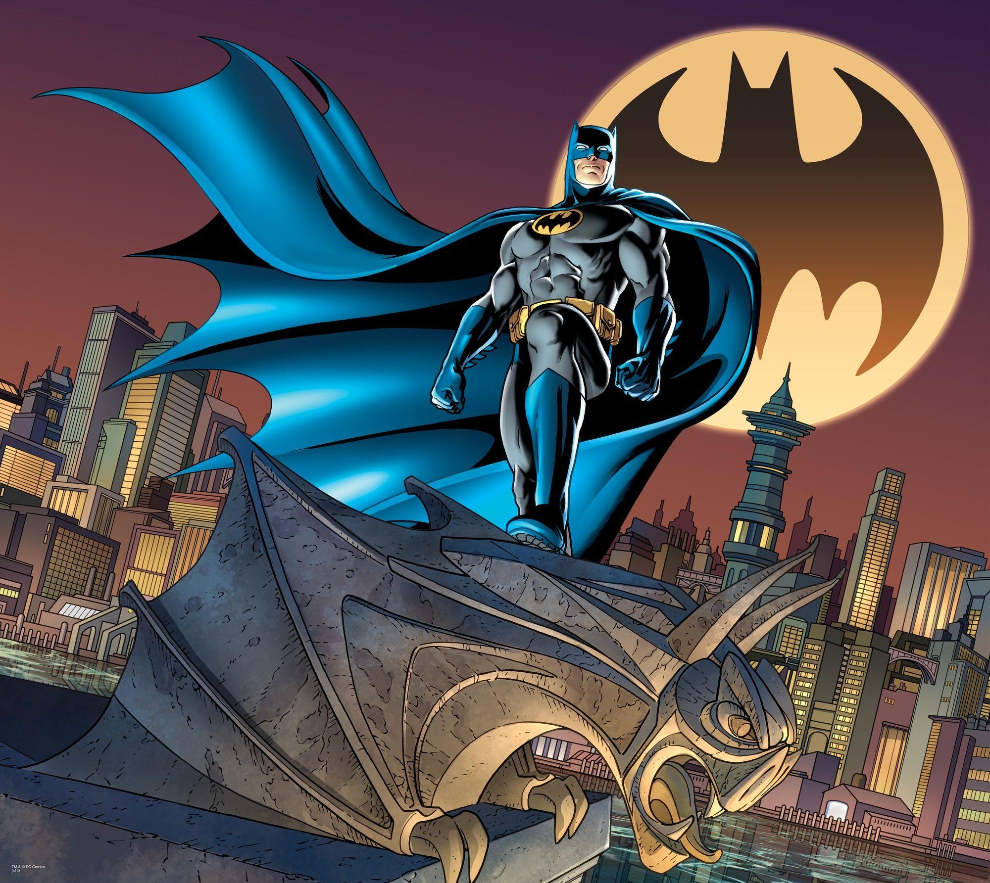 Élégant Dessin à Imprimer De Batman