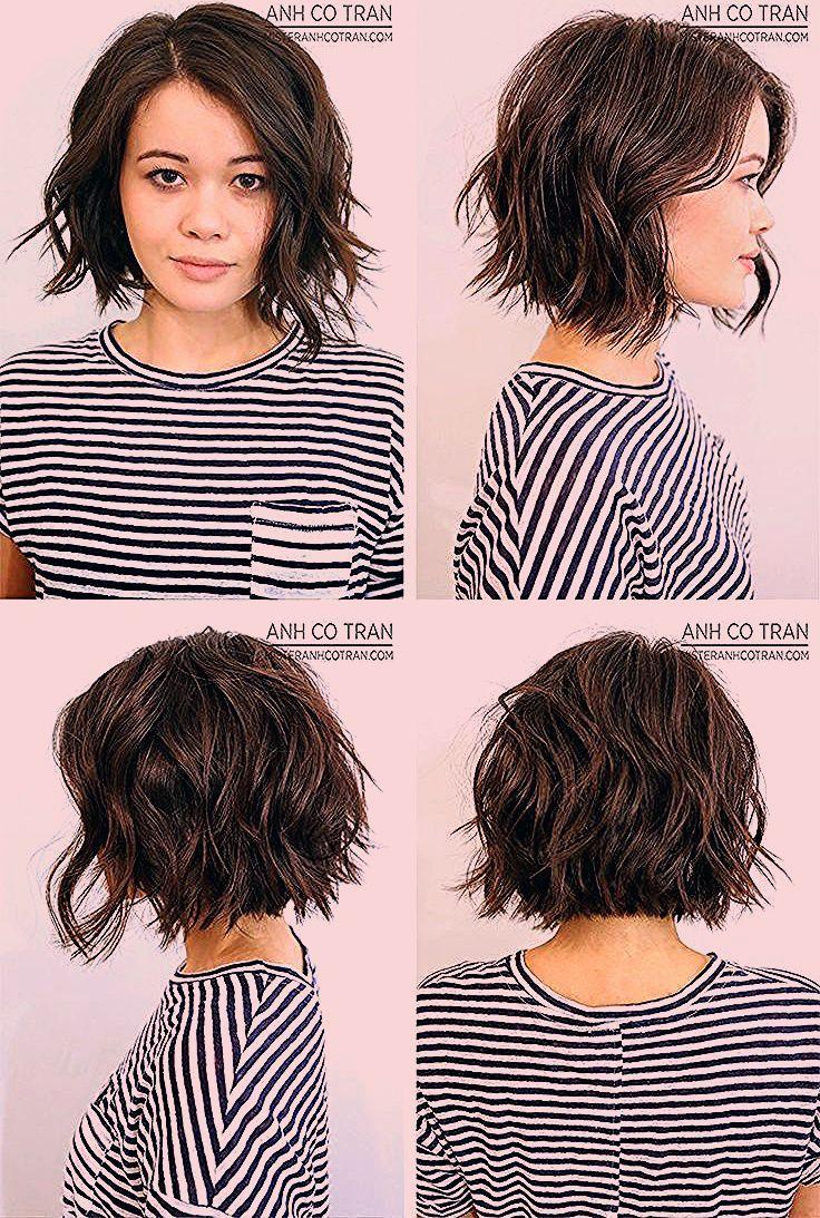 Zurück Von Kurze Frisuren Für Frauen Anh Co Tran Bob Vorne Links Seite …  – … - Beauty Home
