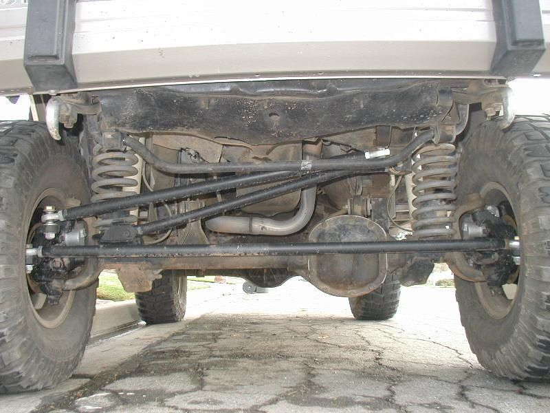 Nearly Finished Xj Steering Conversion Using Wj And Tj Parts