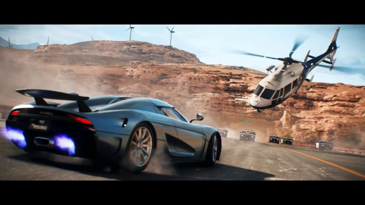 Need For Speed Infinity Race 2019 Concept Trailer