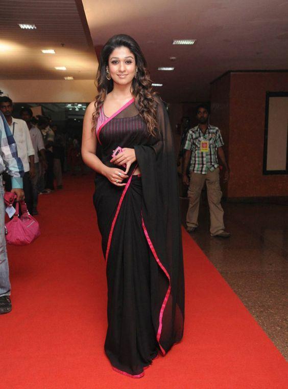 Nayanthara pink blouse design nayans style pinterest blouse nayanthara pink blouse design thecheapjerseys Gallery