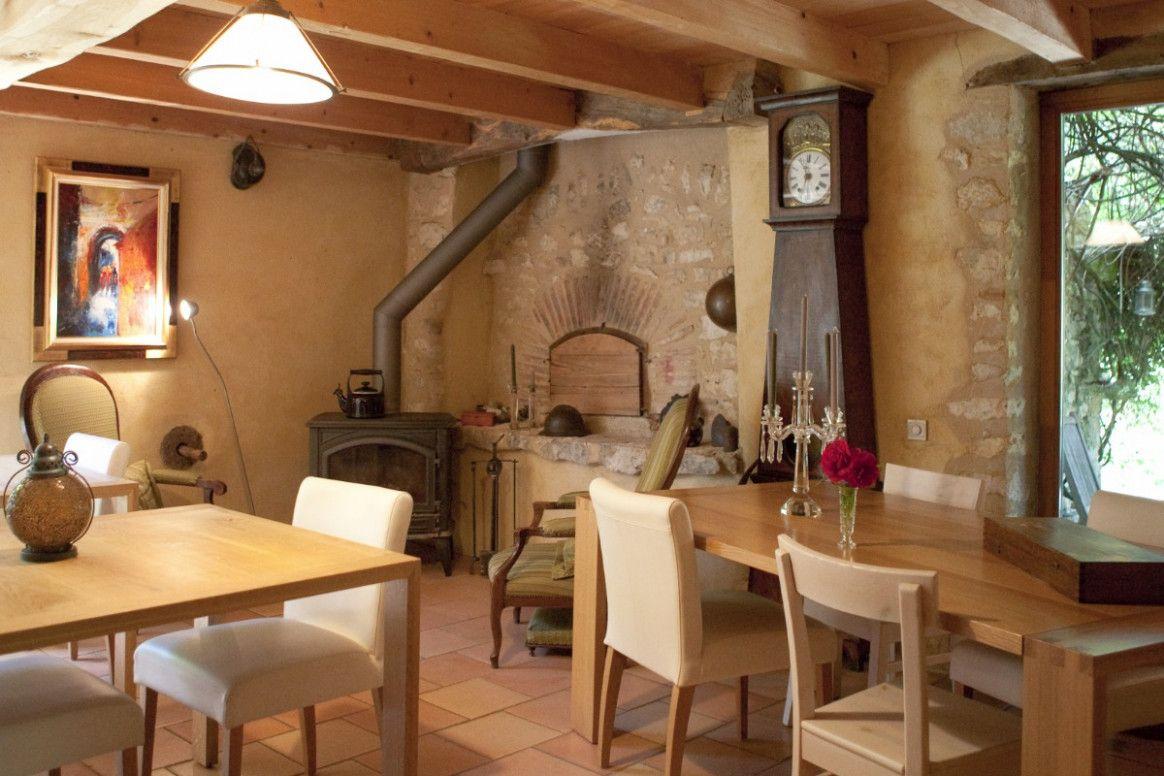 Table De Ferme Tarn   Home, Home decor, Dining table