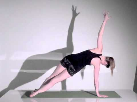 total transformation power yoga flow for legs thighs