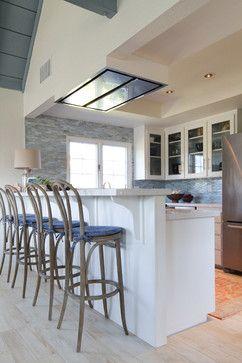 kitchen beach cottage in oceanside beach style kitchen san