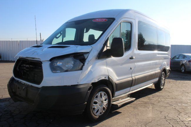 2015 Ford Transit Connect T 350 XL Salvage Wrecked Repairable