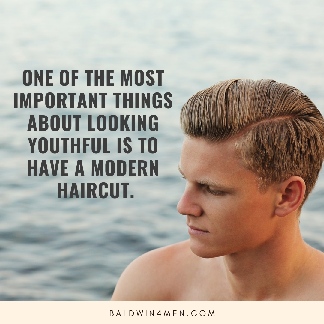 One of the most important things about looking youthful is to have