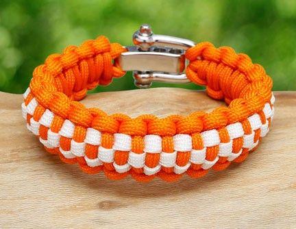 Regular Survival Bracelet Officially Licensed Tennessee
