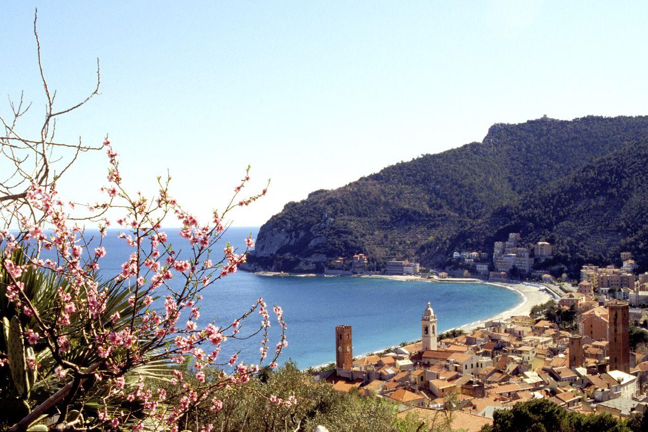 La Baia Di Noli Savona Liguria C Silvio Massolo Italy Con