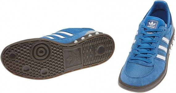 adidas Originals – Spring/Summer 2012 – Handball 5 Plug