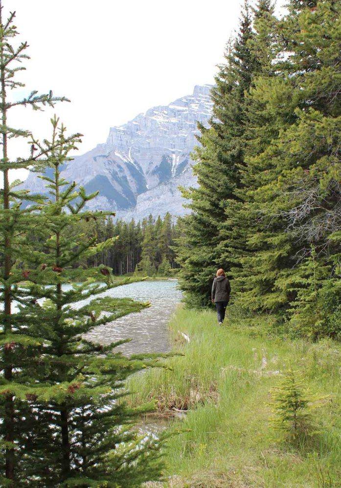 6x de mooiste meren in Banff NP Canada