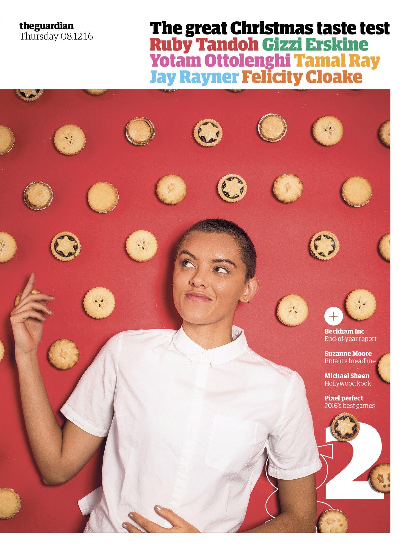 #editorialdesign #newspaperdesign #graphicdesign #design #theguardian Guardian g2 cover