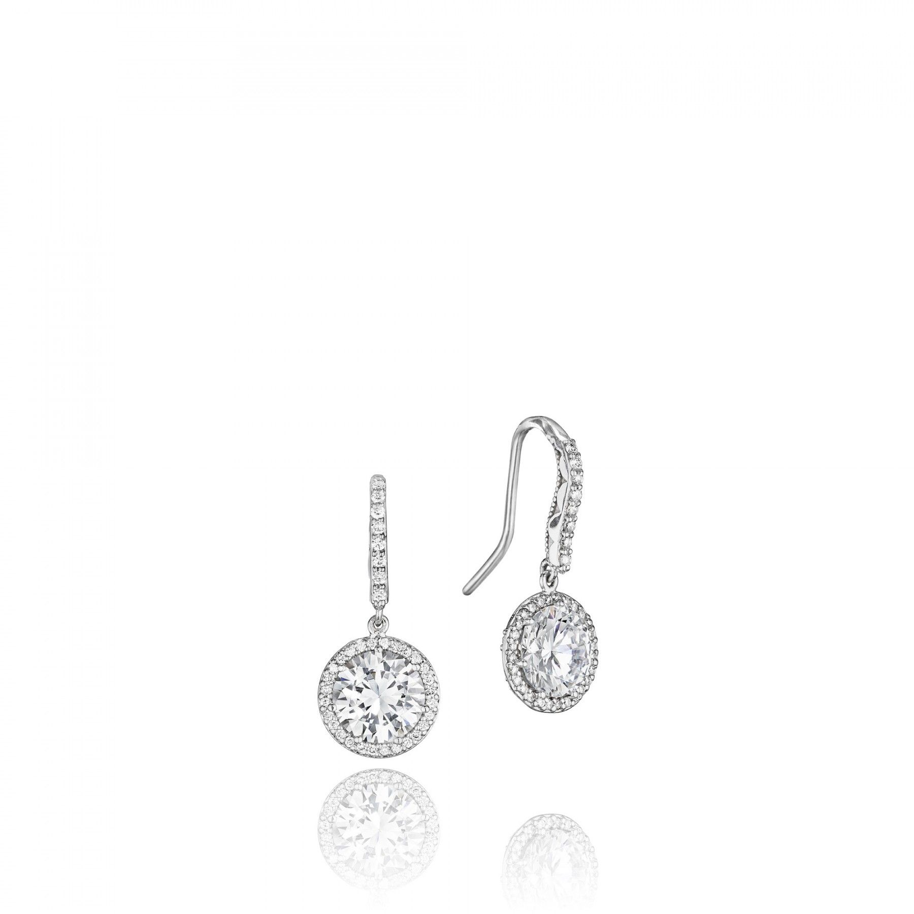 Style FE Dantela Diamond Earrings Jewelry Tacori