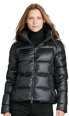 Ralph Hooded Polo Coats Lauren Down Jacket QdoshrtCxB