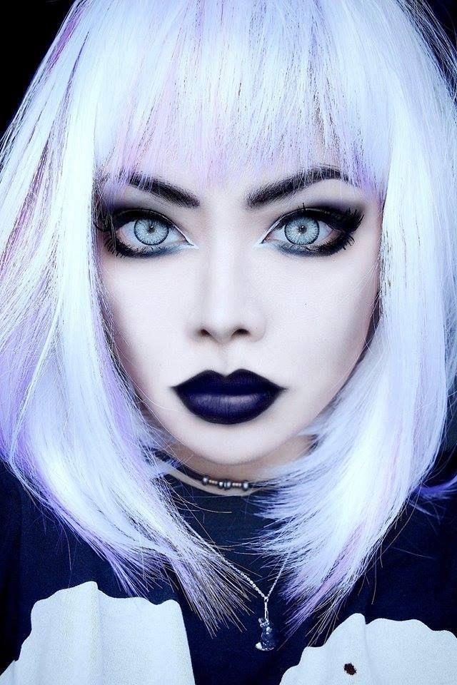 21 Cyberpunk-Haarschnitte für kühne und schöne Diven » Frisuren 2019 Neue Haarschnitte und Haarfarben #debutideas
