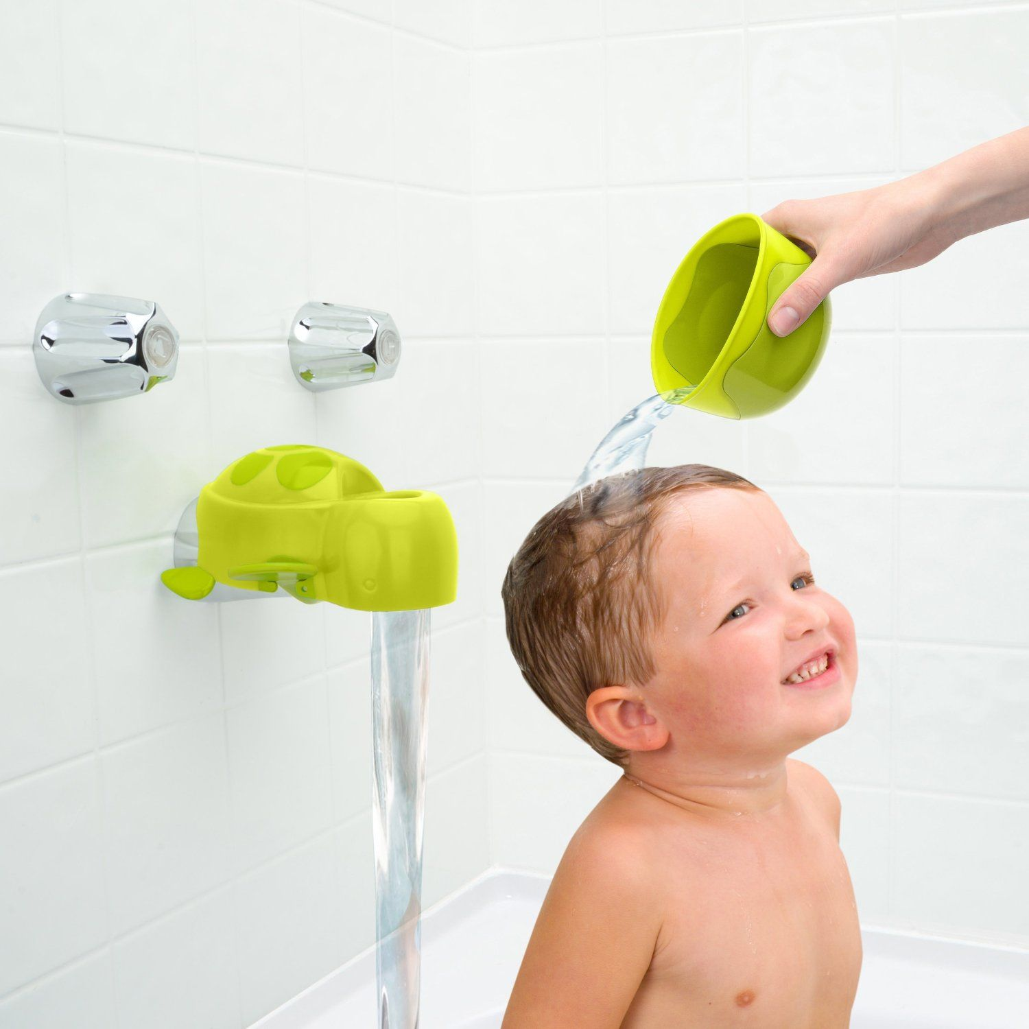Help Make Your Bath Time Together Just A Little Bit Safer With