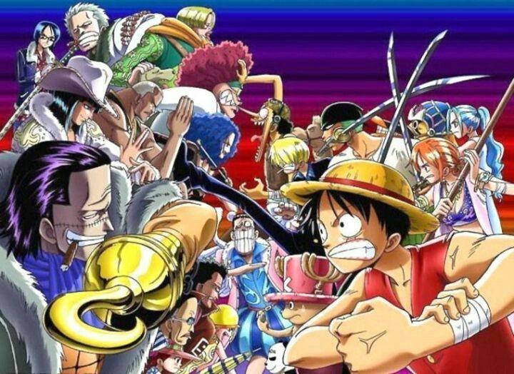 One Piece Alabasta Arc | Anime, Popular anime, One piece anime