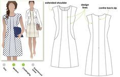 Corte e costura vestidos pdf