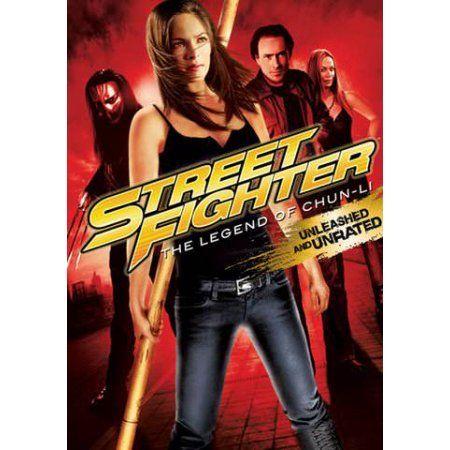 Movies & TV Shows   Products   Chun li, Street fighter, Movies