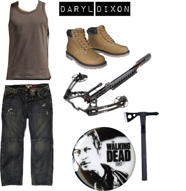 Daryl Dixon from the Walking Dead 5 Easy DIY Halloween Costumes - walking dead halloween costume ideas