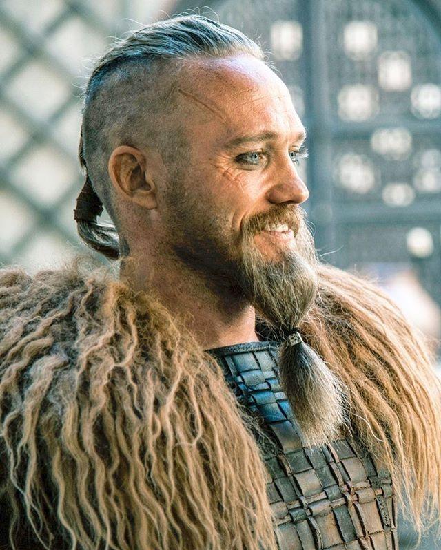 Christian Hillborg As Erik In The Last Kingdom Season 2 Wikinger Bart Wikinger Manner Wikinger Frisuren