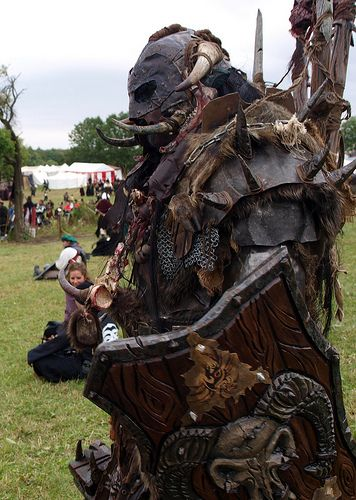 Orc Lotr Costume Is this an Uruk...