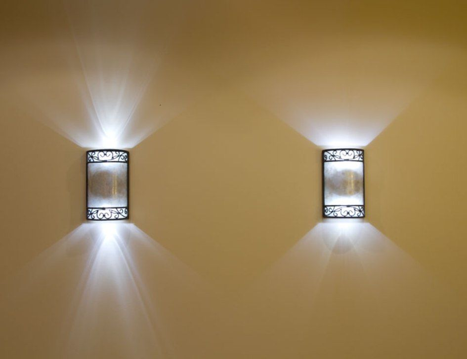 Battery Ed Wall Sconce Lighting