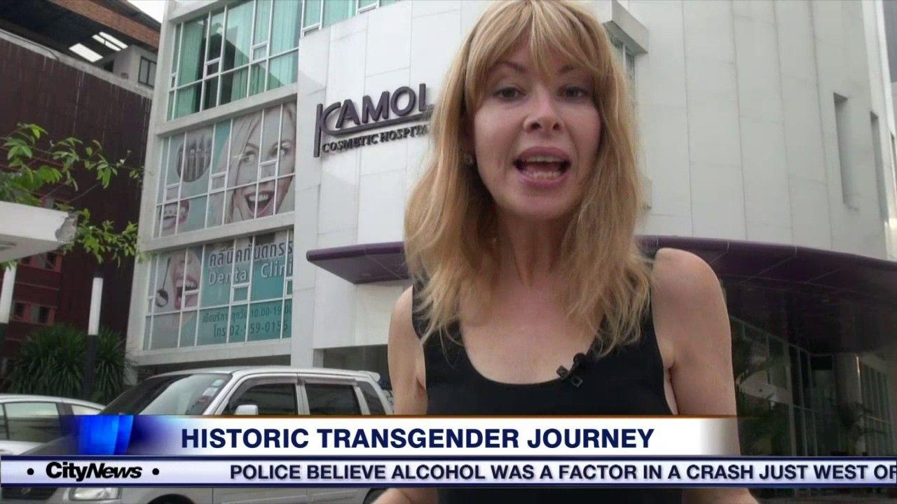 Part 1: A transgender life-saving love story