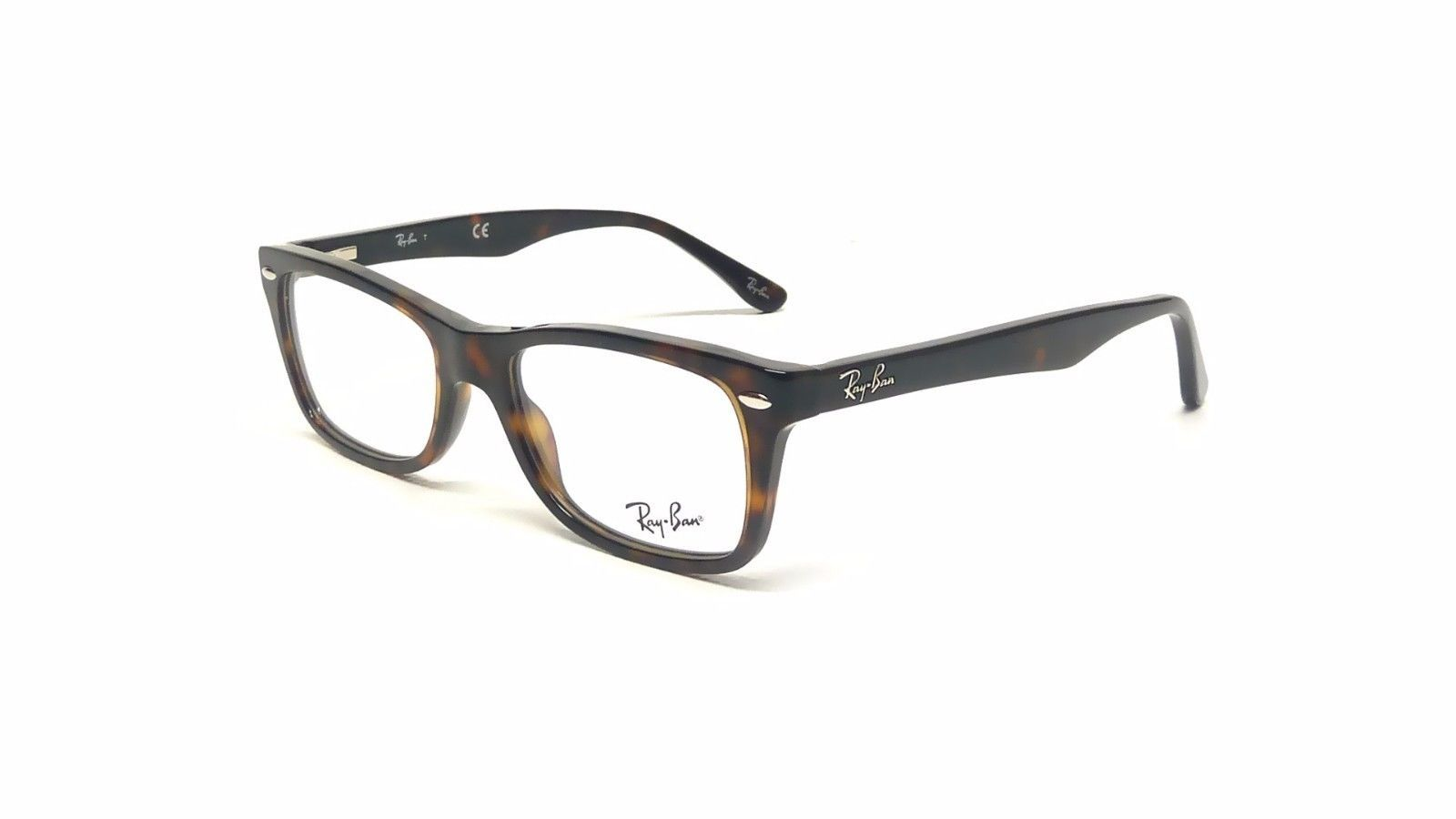 5d5fd200ae Authentic Ray-Ban Eyeglasses RB5228 RX5228 2012 53MM Dark Havana Frames  RX-ABLE