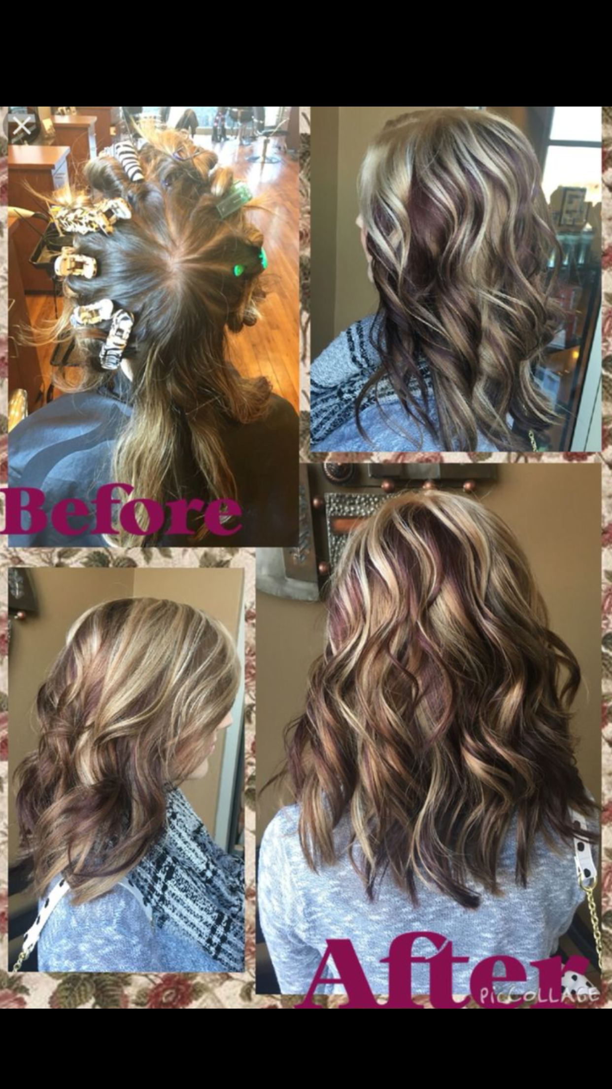 Pin By Mss Rees On Balayage Pinterest Hair Coloring Hair