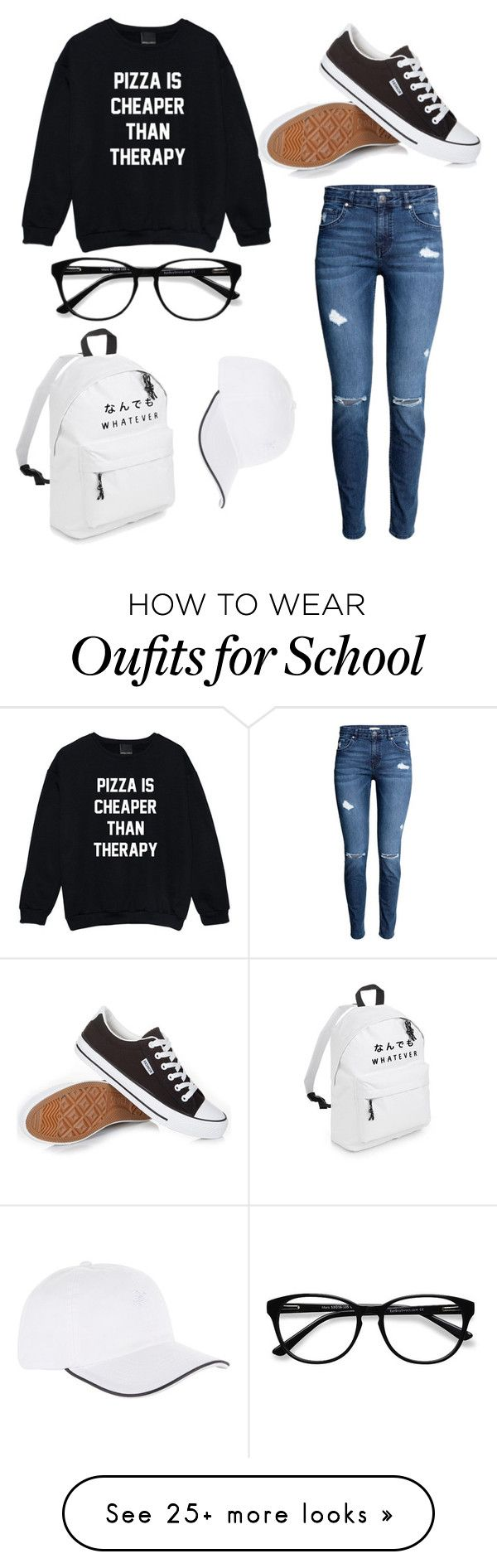 Fashion For A Friend By Neviehr Diokno Penus On Polyvore Featuring Eyebuydirect