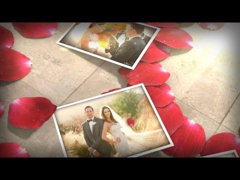 TEMPLATE SONY VEGAS PRO 11 - 12 - 13 - WEDDING SLIDESHOW l [TAME ...