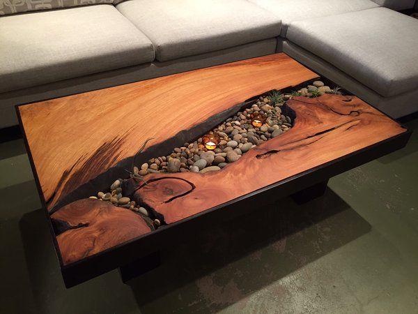 Maka Coffee Table 52 Coffee Table Wood Solid Wood Coffee Table