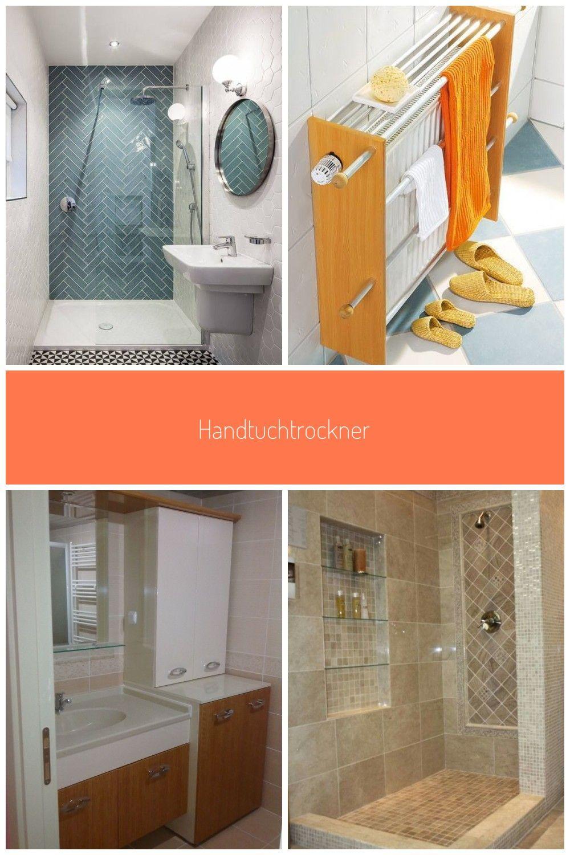 Kucuk Banyo 10 Badezimmer Dusche Ideen Handtuchtrockner