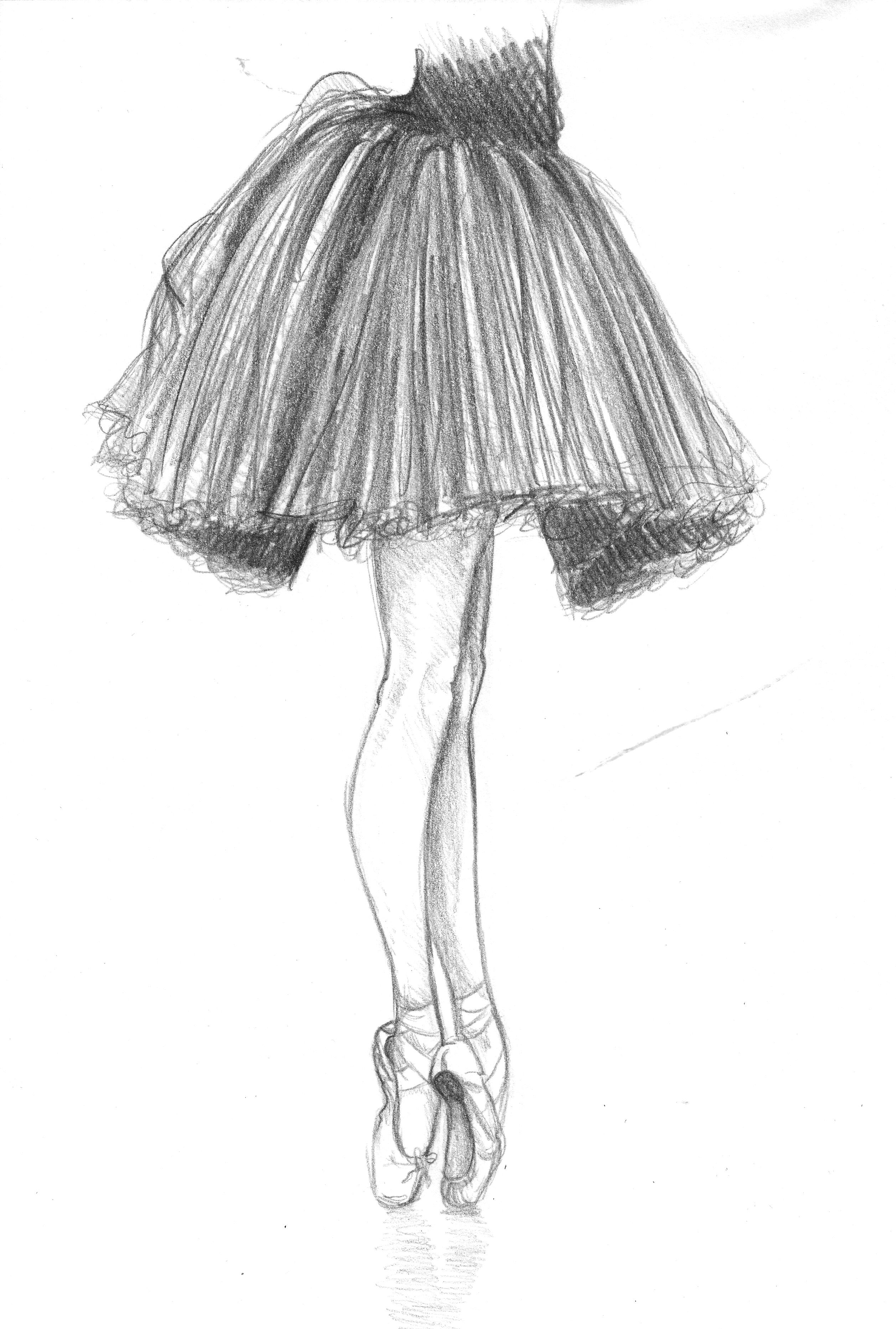 Uncategorized Drawing Of Ballerina ballerina dance pinterest drawings and image de ballet dancer sketch