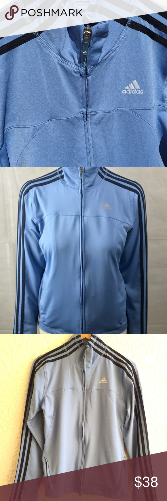 Adidas Classic Women S Track Jacket Size Medium Adidas Classic Women S Track Jacket Size Medium Preloved In Great Adidas Classic Clothes Design Track Jackets [ 1740 x 580 Pixel ]