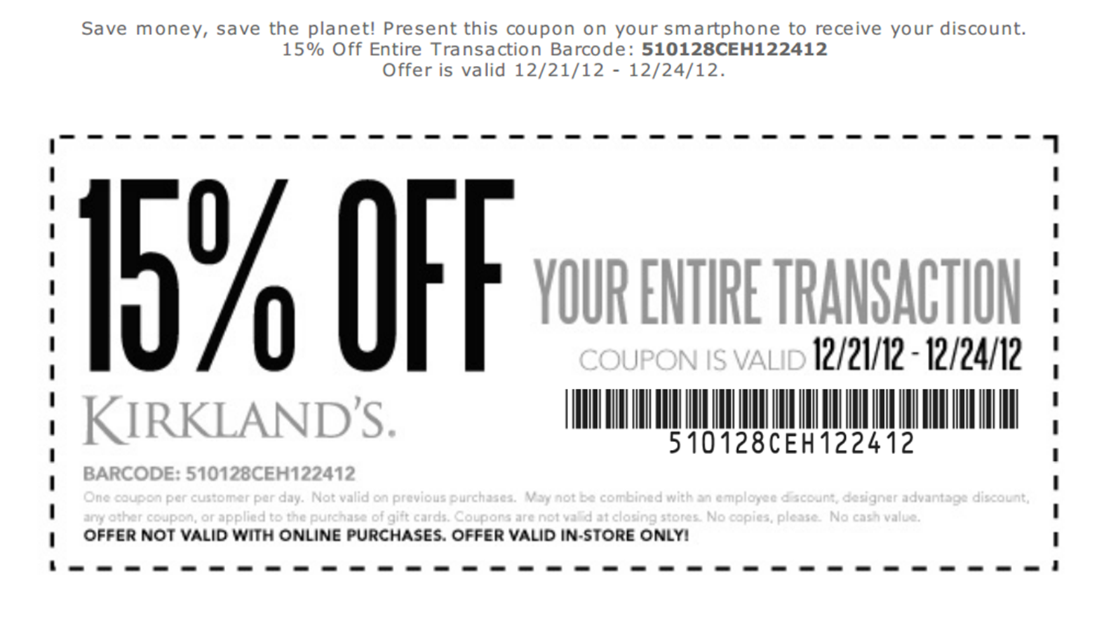 Kirklands Coupons Kirkland S Home Decor And Uniquely Distinctive Gifts From Wall Decor Home Decorations And Furniture Printable Coupons Coupons Kirklands