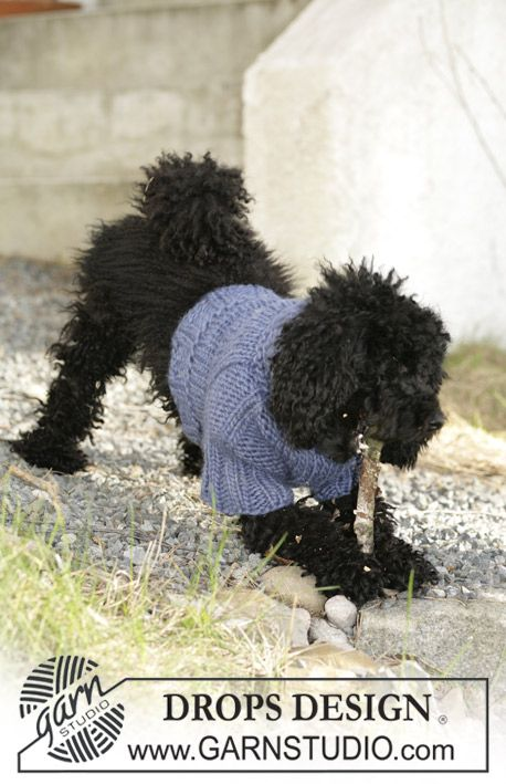 Winter Woof Drops 102 44 Free Knitting Patterns By Drops Design