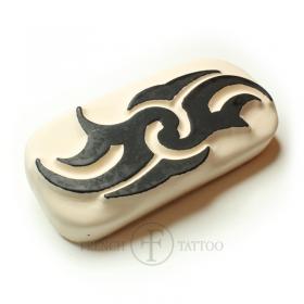 Tribal XL - Tatouage Temporaire #tatouagetemporaire #frenchtattoo #tatouageéphémère