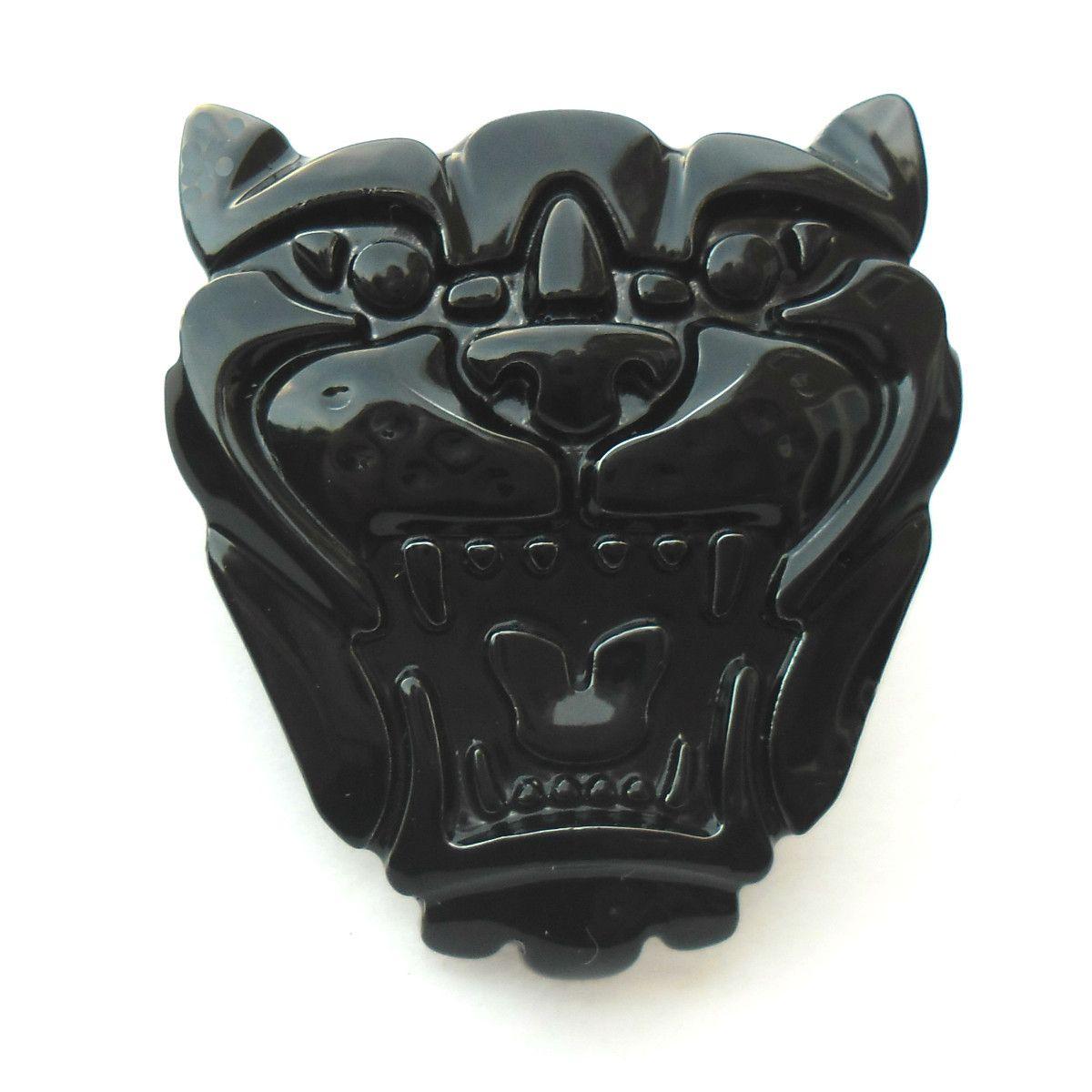 Jaguar Leaper  Jag Coventry Genuine Leather  Keyring  Beautiful Quality Item