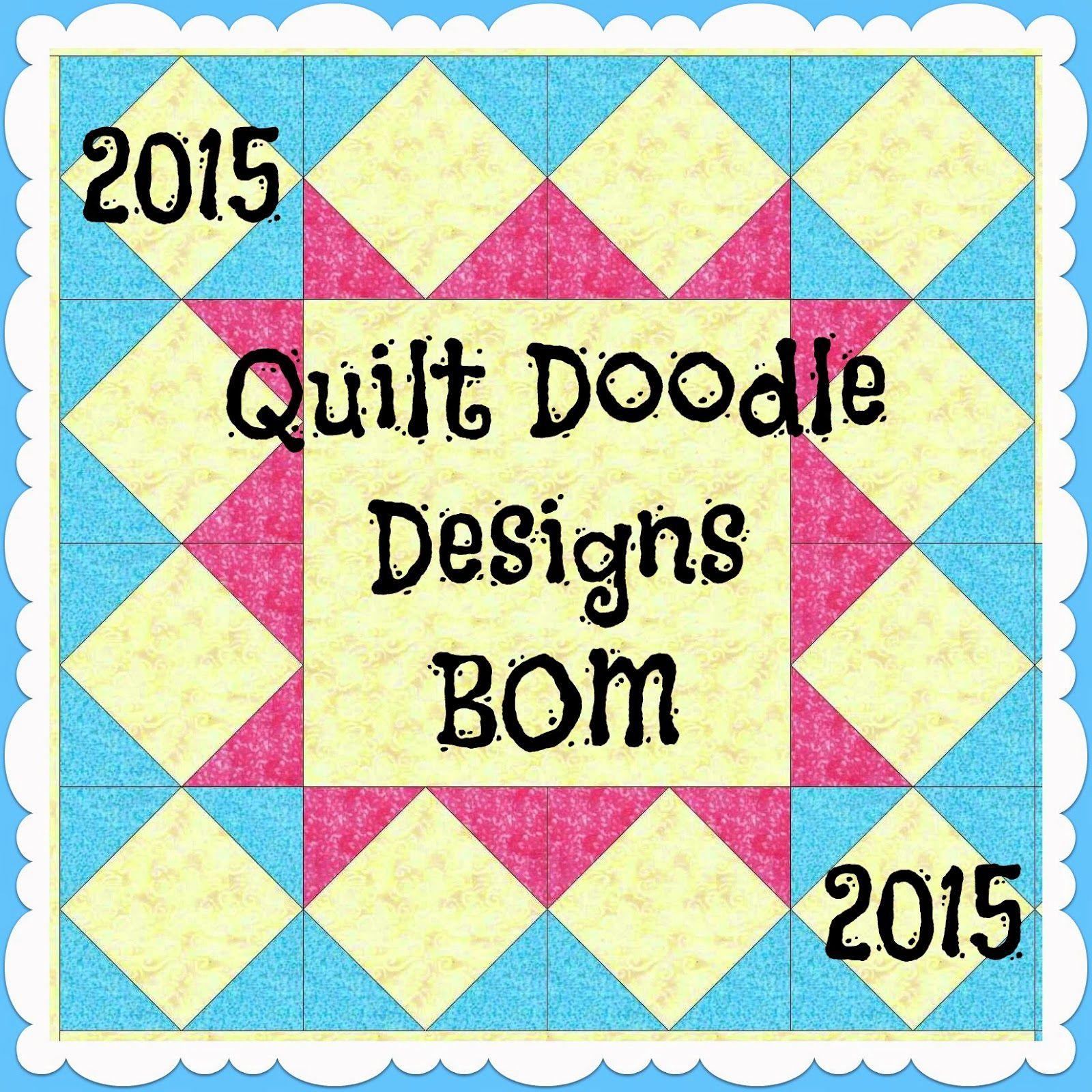 Quilt Doodle Doodles October s Block is Here