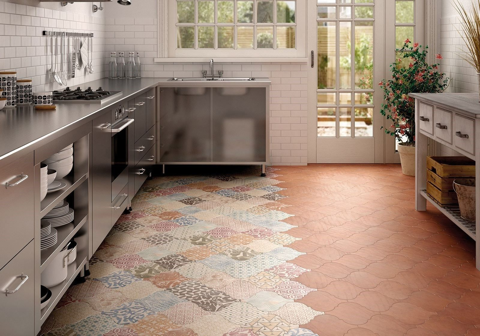 37 Kitchen Flooring Ideas For The Perfect Kitchen Trend In 2019