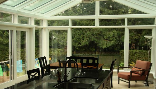 Awesome Glass Sunroom Additions