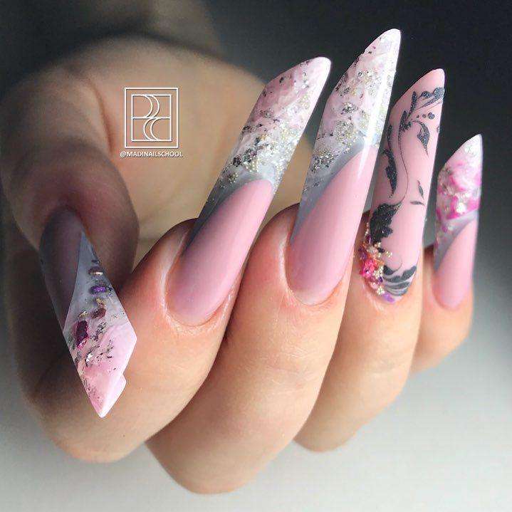Pin Na Doske Nail Art Design