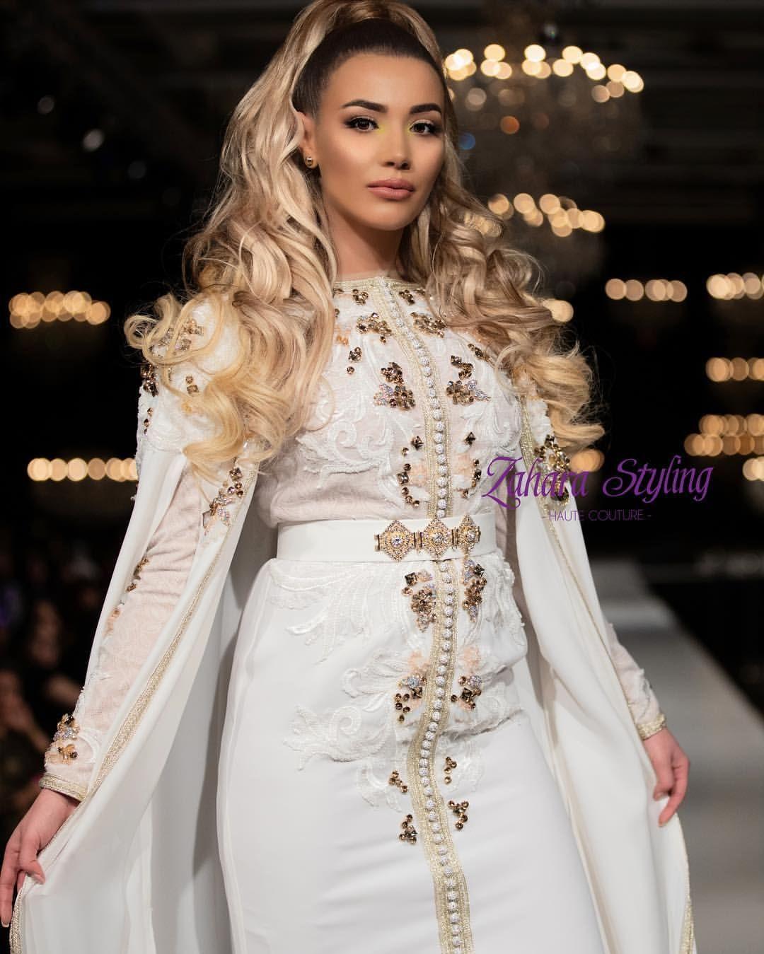 Haute Couture Item Van Onze Collectie Tijdens Het