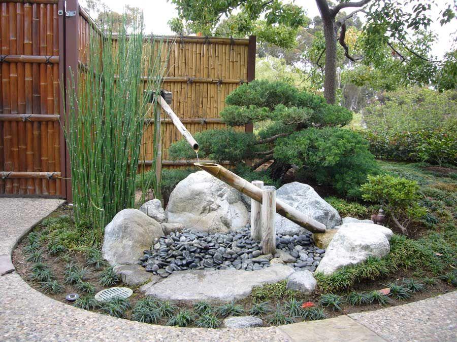 Shishi odoshi jardines japoneses estanques de jard n for Estanques japoneses jardin