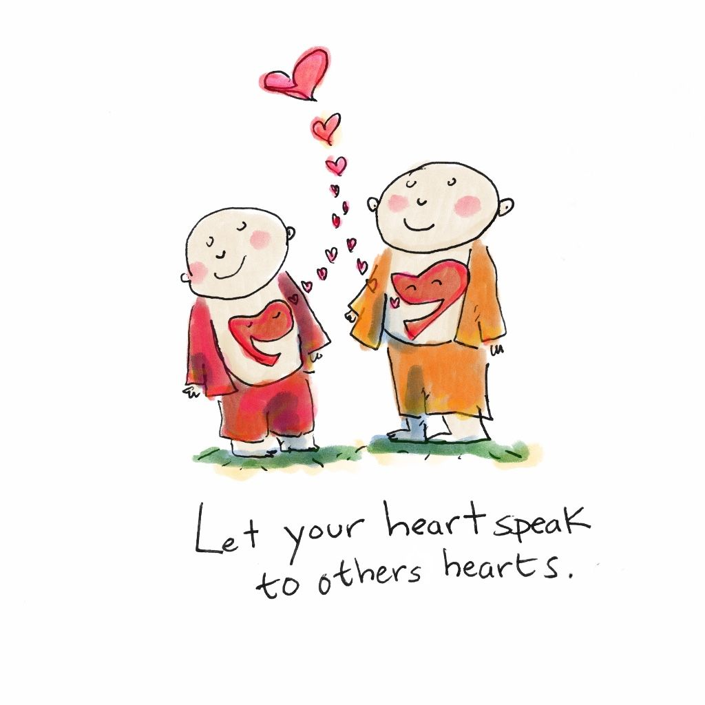 Todays buddha doodle heart talk buddha doodle pinterest todays buddha doodle heart talk kristyandbryce Image collections