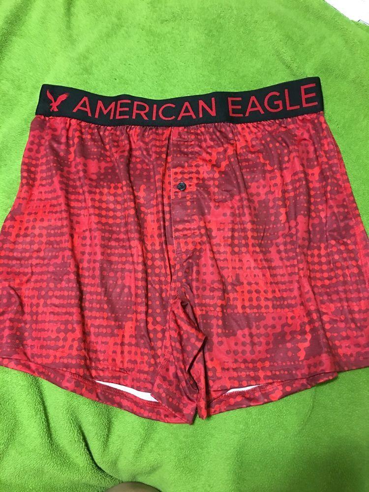 american eagle blood drops boxers m ebay